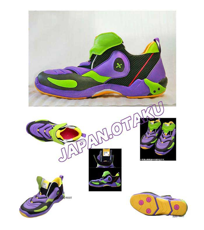 Ropa anime Eva.shoes